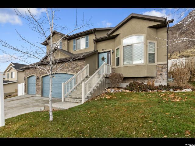2235 S Alaska Ave E, Provo, UT 84606 (#1575993) :: Big Key Real Estate