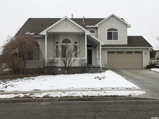 6117 W Tapestry Ln, Herriman, UT 84096 (#1576034) :: Big Key Real Estate