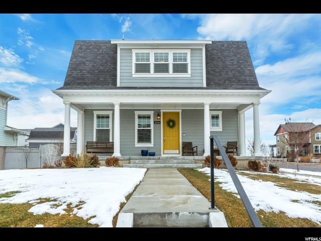 10244 S Salmon Dr W, South Jordan, UT 84009 (#1576040) :: Big Key Real Estate