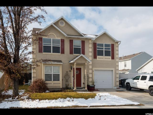 66 N Richmond Ln, Saratoga Springs, UT 84045 (#1576042) :: Big Key Real Estate