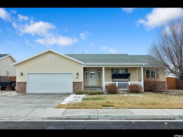 4121 W 250 N, Cedar City, UT 84720 (#1576059) :: Colemere Realty Associates