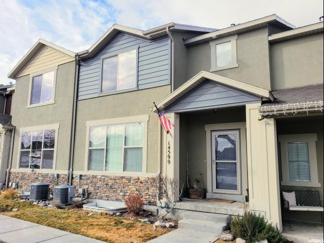 14599 S Auroral Way W, Herriman, UT 84096 (#1576060) :: Big Key Real Estate