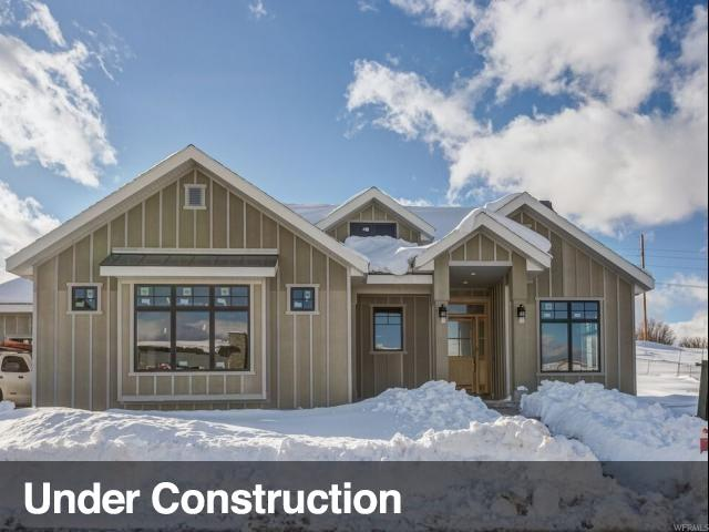 2499 Ledger Way, Park City, UT 84060 (#1576066) :: The Fields Team