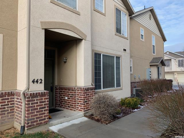 442 Kent Dr, North Salt Lake, UT 84054 (#1576074) :: The One Group