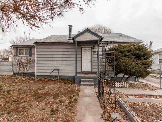 749 S Redwood Rd W, Salt Lake City, UT 84104 (#1576079) :: Powerhouse Team | Premier Real Estate