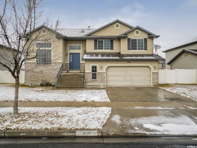 996 W Fox Hollow Dr N, North Salt Lake, UT 84054 (#1576086) :: Powerhouse Team | Premier Real Estate