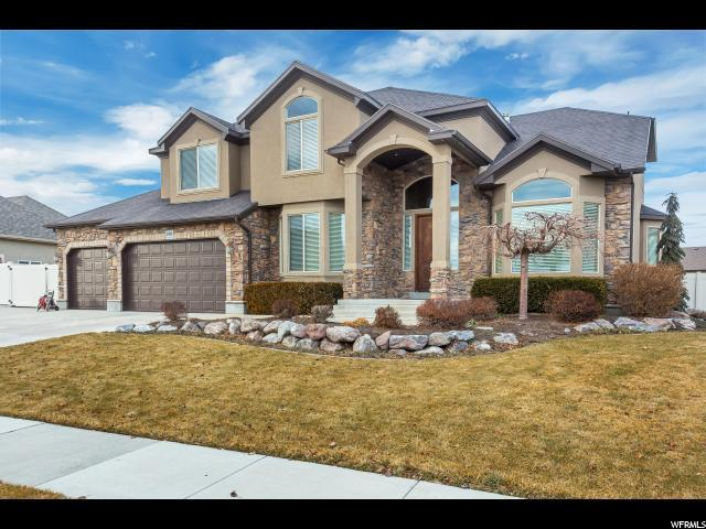 3004 W Current Creek Dr S, South Jordan, UT 84095 (#1576090) :: Big Key Real Estate