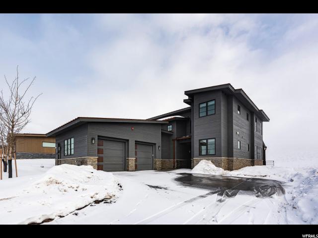 6482 Golden Bear Loop West W, Park City, UT 84098 (MLS #1576114) :: High Country Properties
