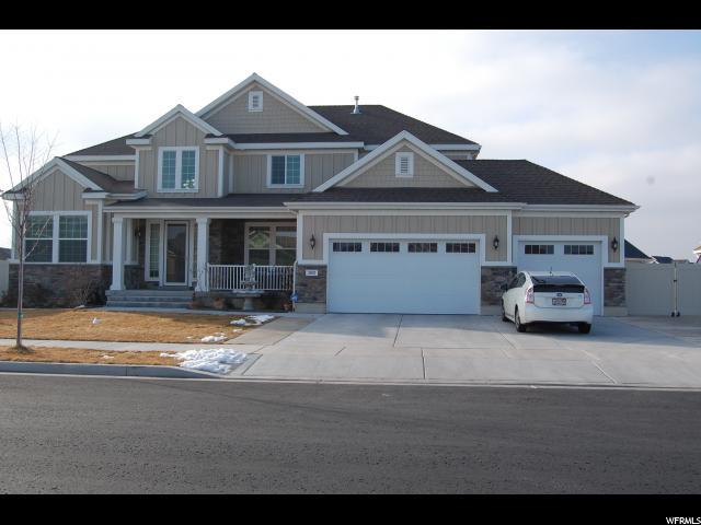 2802 S Hackney Rd, West Valley City, UT 84120 (#1576205) :: The Fields Team