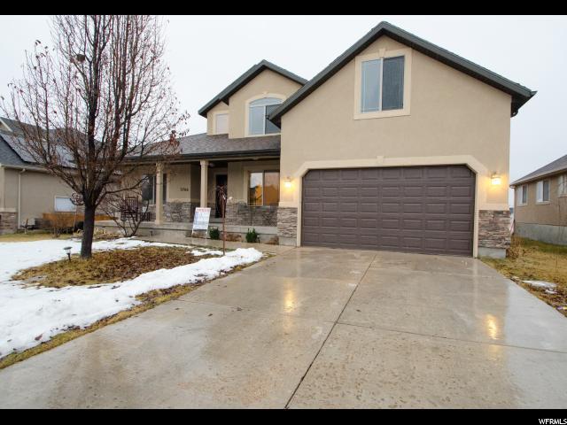 3766 E Barton Creek Dr, Eagle Mountain, UT 84005 (#1576206) :: Big Key Real Estate