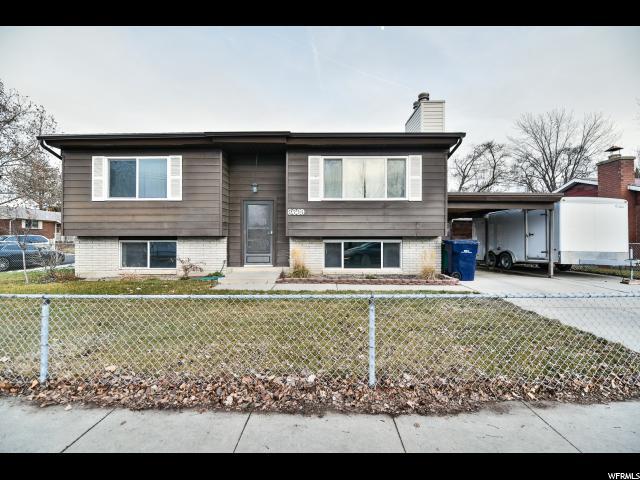 8669 S Monroe St E, Sandy, UT 84070 (#1576209) :: Colemere Realty Associates