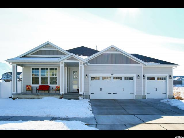 155 W Box Creek Dr N, Stansbury Park, UT 84074 (#1576210) :: Colemere Realty Associates
