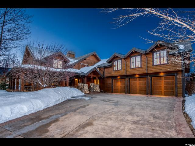 4731 Pace Dr, Park City, UT 84098 (MLS #1576227) :: High Country Properties