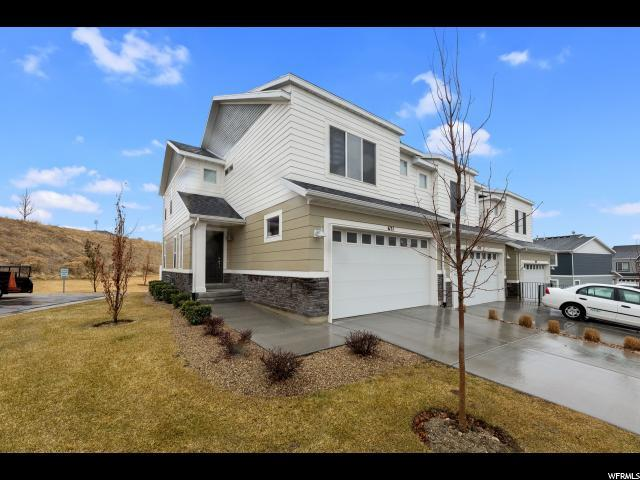 671 W Gallant Dr, Bluffdale, UT 84065 (#1576228) :: Colemere Realty Associates