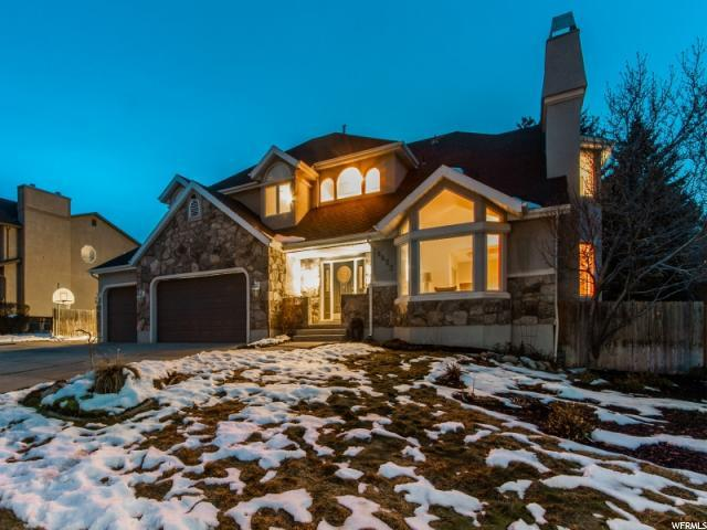 8852 S Willow Green Dr, Sandy, UT 84093 (#1576232) :: Colemere Realty Associates