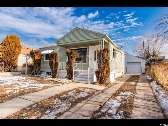 310 N 1100 W, Salt Lake City, UT 84116 (#1576234) :: goBE Realty