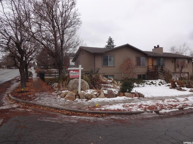 1944 E Grandeur Dr S, Cottonwood Heights, UT 84121 (#1576242) :: Colemere Realty Associates