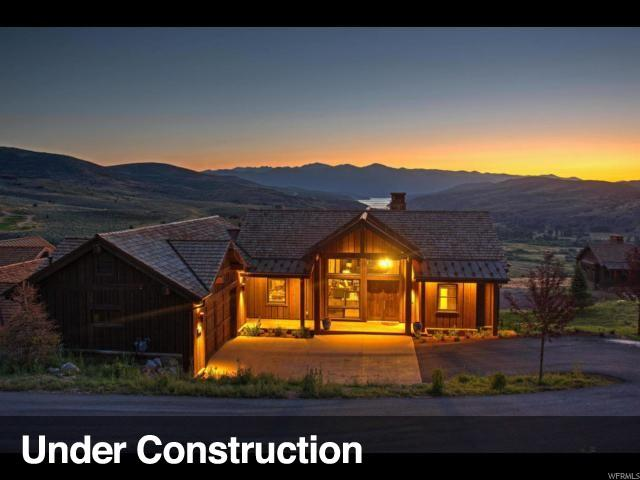 5951 N High Plains Ct #383, Heber City, UT 84032 (MLS #1576248) :: High Country Properties