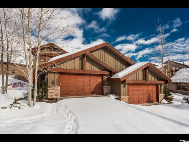 8407 Pointe Dr, Park City, UT 84098 (#1576262) :: The One Group