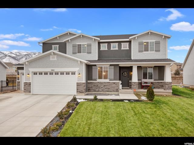2641 S Waterview Dr, Saratoga Springs, UT 84045 (#1576296) :: goBE Realty