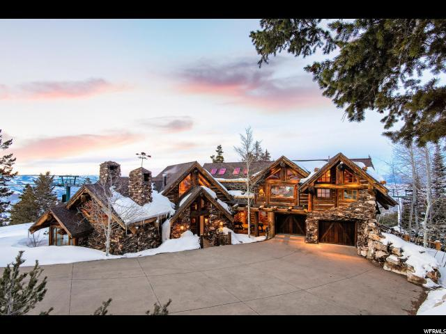 7841 Falcon Ct, Park City, UT 84060 (#1576301) :: The One Group