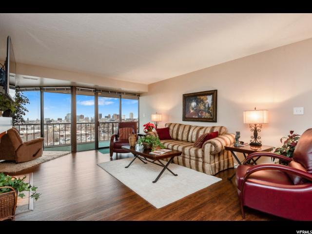 426 S 1000 E #706, Salt Lake City, UT 84102 (#1576320) :: goBE Realty