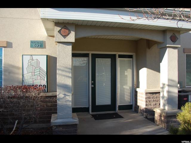 692 N 1890 W 44B, Provo, UT 84601 (#1576342) :: Colemere Realty Associates