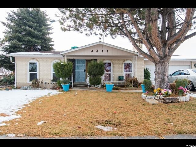 4411 W Losee Dr, West Valley City, UT 84120 (#1576347) :: Colemere Realty Associates