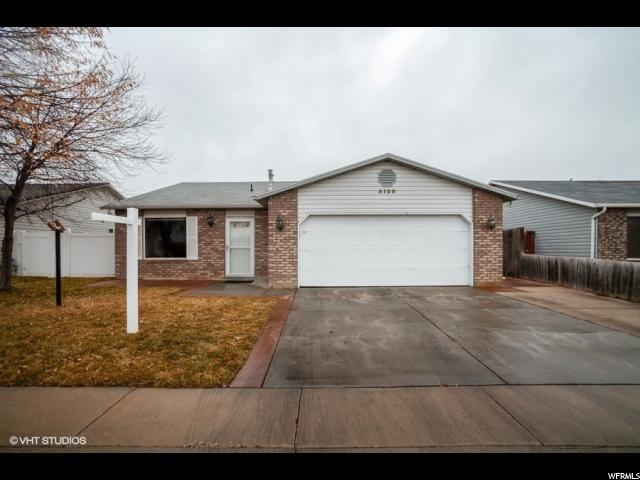 5120 W Crownpointe Dr, West Valley City, UT 84120 (#1576353) :: Colemere Realty Associates