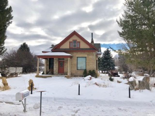 152 E 100 N, Coalville, UT 84017 (MLS #1576364) :: High Country Properties