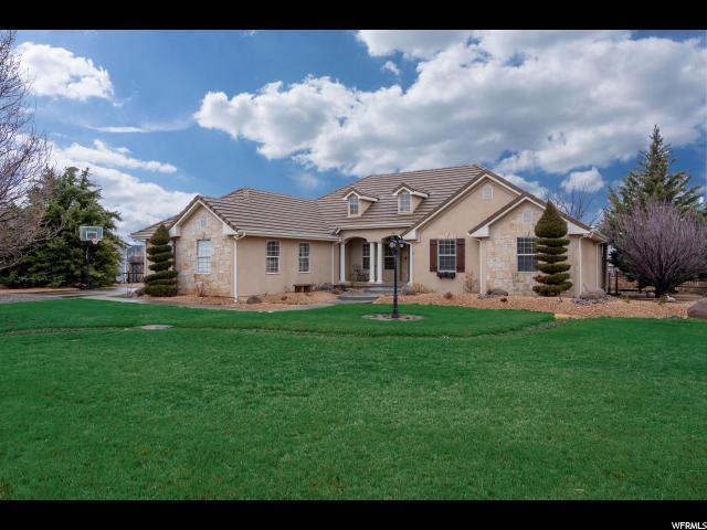 1087 E Homestead Dr, Dammeron Valley, UT 84783 (#1576384) :: Colemere Realty Associates