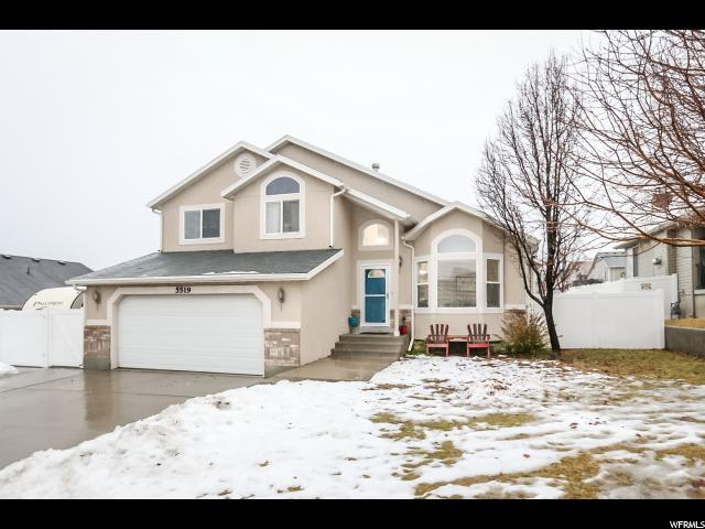 5519 W Ridge Stone Dr, Salt Lake City, UT 84118 (#1576403) :: Colemere Realty Associates