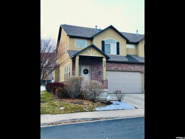 1633 N Blackhawk Dr E, Saratoga Springs, UT 84045 (#1576421) :: goBE Realty