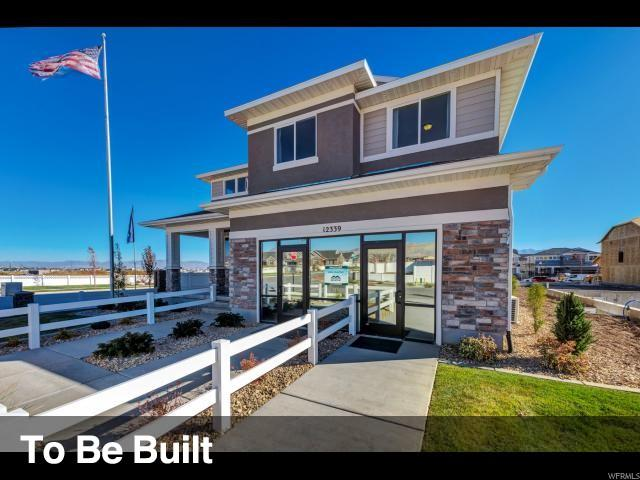 12339 S Pagano Ln W #134, Herriman, UT 84096 (#1576470) :: Exit Realty Success