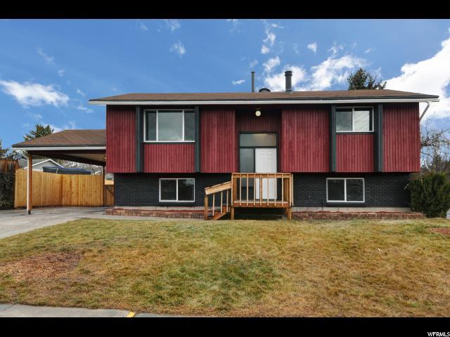 2716 W Bedford Rd, West Valley City, UT 84119 (#1576489) :: Colemere Realty Associates