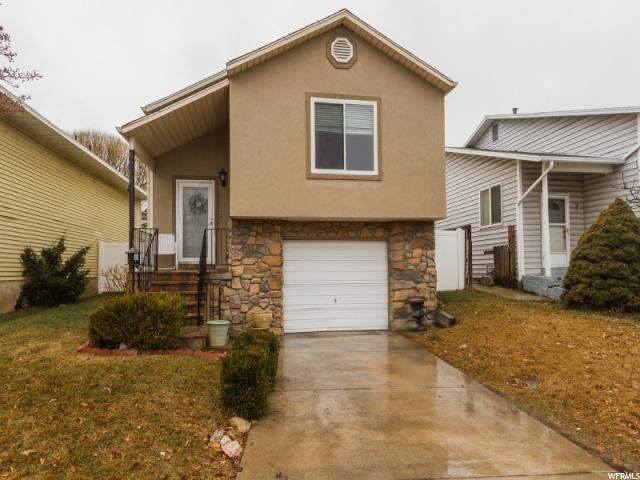 3178 S Jason Pl, West Valley City, UT 84119 (#1576493) :: Colemere Realty Associates