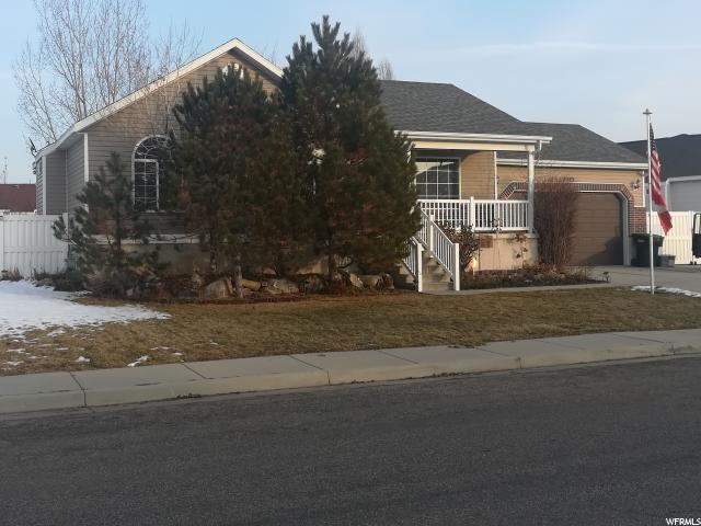 3049 S Hadwen Dr W, West Valley City, UT 84128 (#1576495) :: Red Sign Team