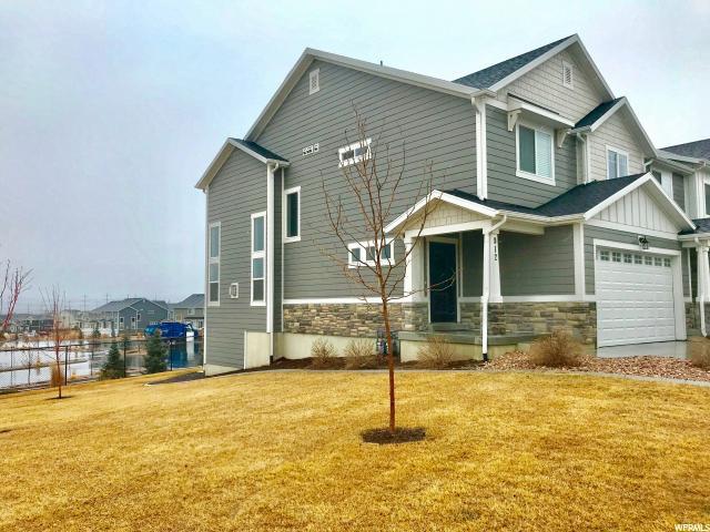 912 W Skyraider Ln, Bluffdale, UT 84065 (#1576504) :: Big Key Real Estate