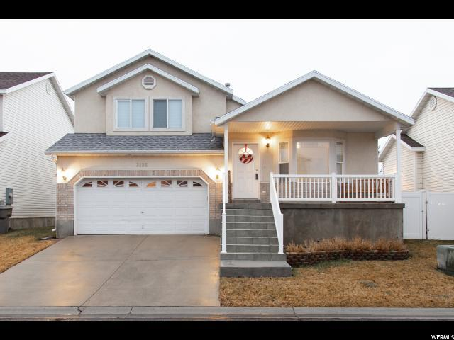 3166 S Ivy Park W, West Valley City, UT 84119 (#1576505) :: Exit Realty Success