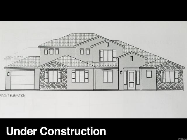 2567 E Arbor Dr N, St. George, UT 84770 (#1576511) :: Powerhouse Team | Premier Real Estate