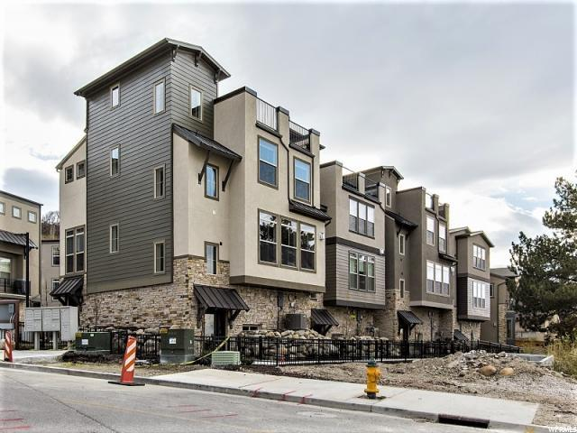 7392 S Canyon Centre Pkwy E #15, Cottonwood Heights, UT 84121 (#1576515) :: The One Group