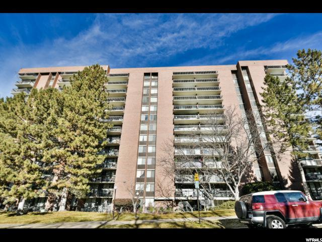 123 E 2ND Ave #504, Salt Lake City, UT 84103 (#1576569) :: Colemere Realty Associates