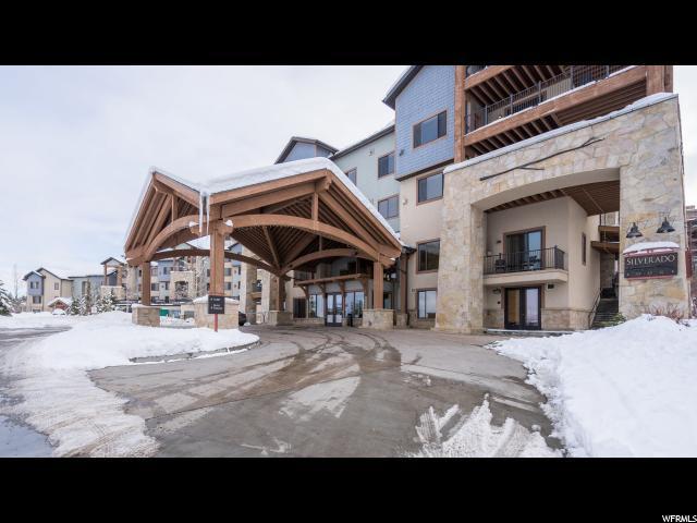 2669 Canyons Resort Dr 403A&B, Park City, UT 84098 (#1576580) :: Big Key Real Estate