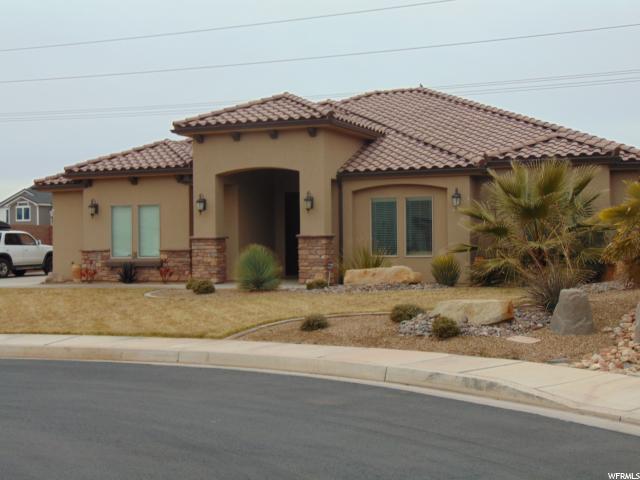 2977 E 3110 S, St. George, UT 84790 (#1576636) :: Bustos Real Estate | Keller Williams Utah Realtors
