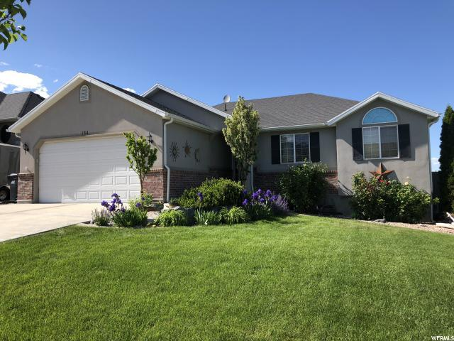 184 W Wrangler Ave, Saratoga Springs, UT 84045 (#1576669) :: Eccles Group