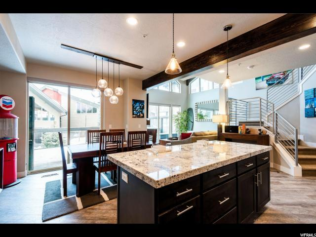 8103 Courtyard Loop #3, Park City, UT 84098 (#1576701) :: Powerhouse Team | Premier Real Estate