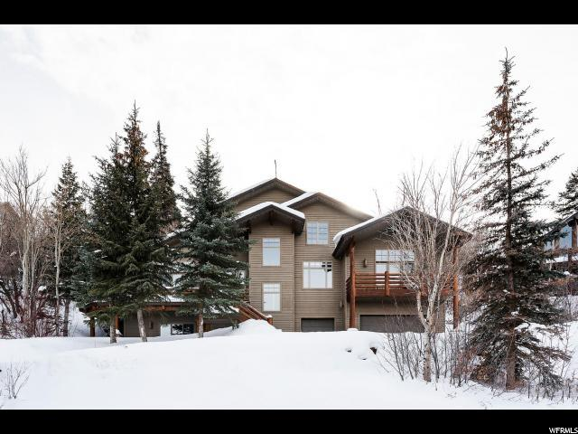 7539 N Stagecoach Dr, Park City, UT 84098 (#1576825) :: Powerhouse Team | Premier Real Estate