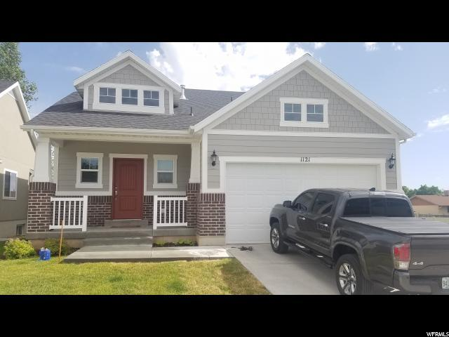 1121 W 250 N, Clearfield, UT 84015 (#1576826) :: Colemere Realty Associates