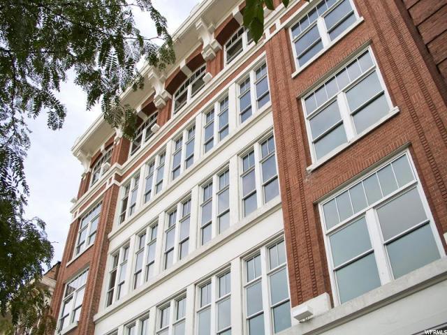 163 W 200 S #207, Salt Lake City, UT 84101 (MLS #1576837) :: Lawson Real Estate Team - Engel & Völkers