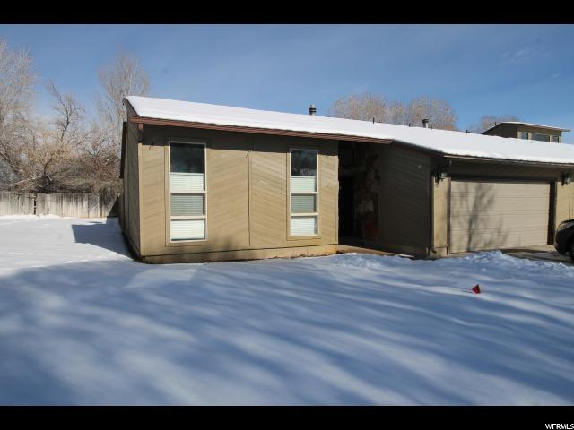 1200 N 100 W #33, Vernal, UT 84078 (#1576902) :: Powerhouse Team | Premier Real Estate